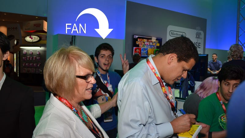 Reggie Rejected Me Four Times: The Nintendo Wii U and What Nintendo Thinks of It