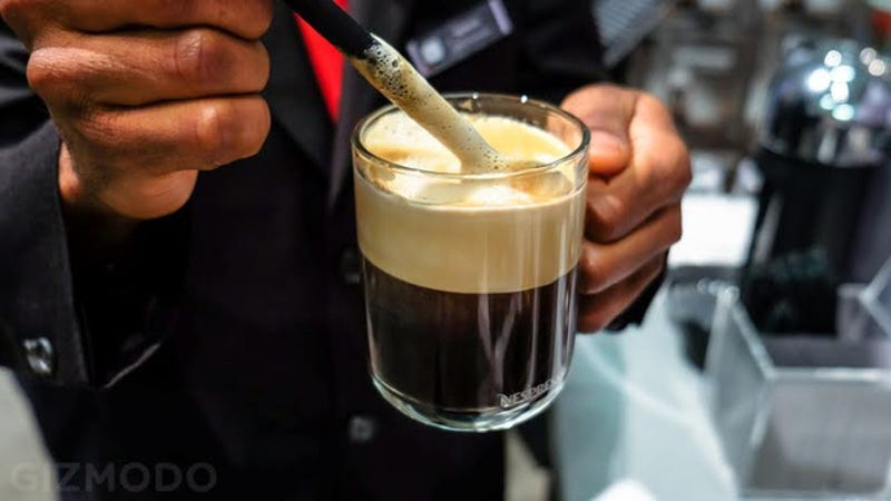 Nespresso VertuoLine: Like Keurig Coffee, But With Style