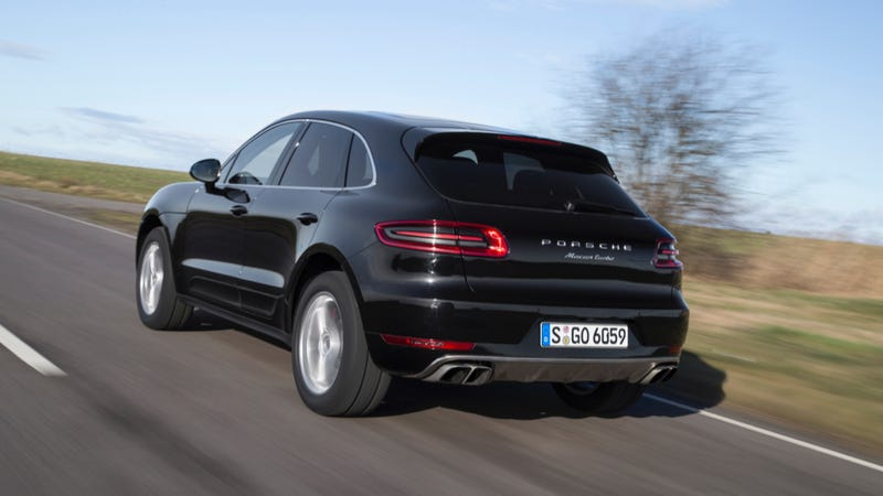 2015 Porsche Macan: A Crossover That's More Fun On Track Than The Road