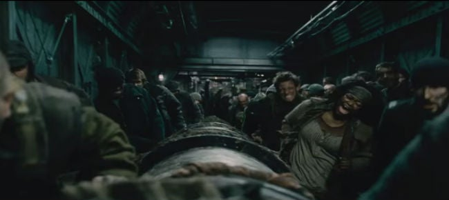 Snowpiercer Is Out On Demand Today, Just Weeks After Hitting Theaters
