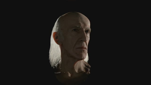 The PS4 Can Render Amazing Old Man Heads [Now With Video]