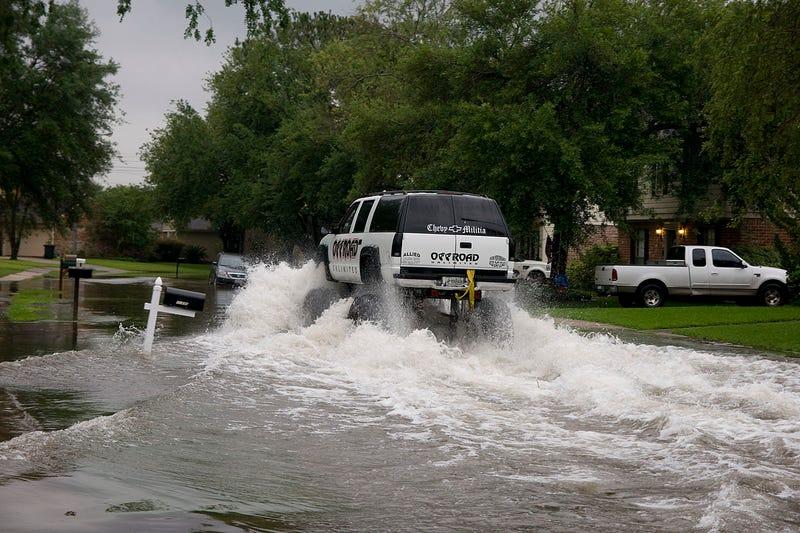 turn around dont drown houston street flooding megagallery