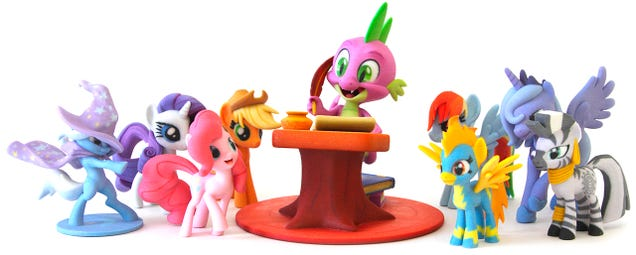 Hasbro Is Cool With Fans Designing Their Own 3D-Printed Toys