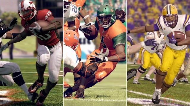 Which One of These Things Is Not Like the Other? NCAA 14 Must Supply an Answer