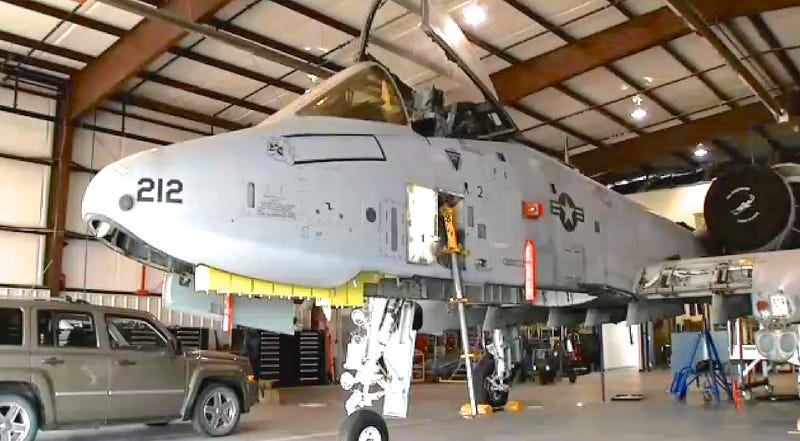 The A-10 Warthog Will Soon Be Chasing Tornados And Attacking Storms