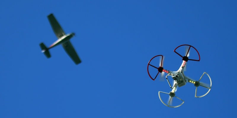 Amazon and Walmart Are Joining the FAA's Drone Registry Taskforce
