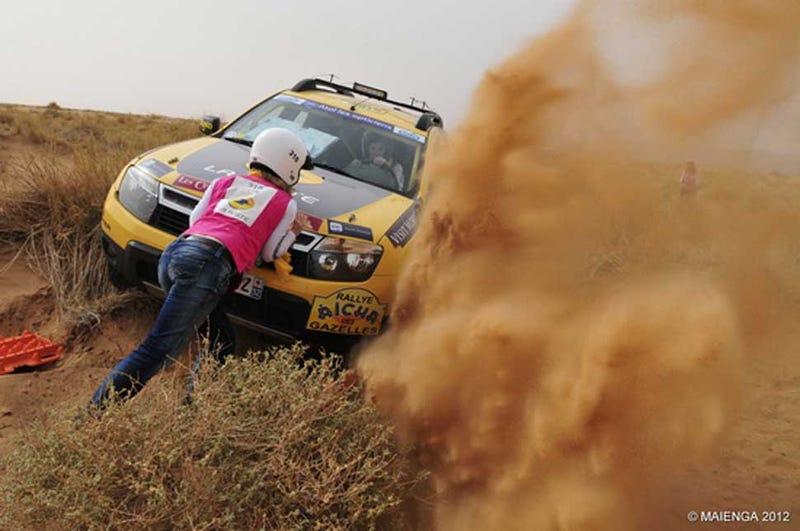 The Rallye Aicha des Gazelles: The Toughest Motorsport Event You Haven't Heard Of