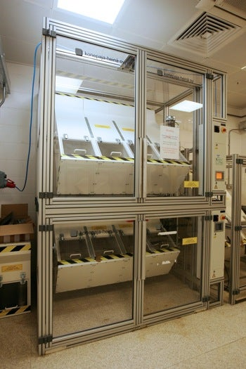 A Look at the Nokia Damage Test Labs