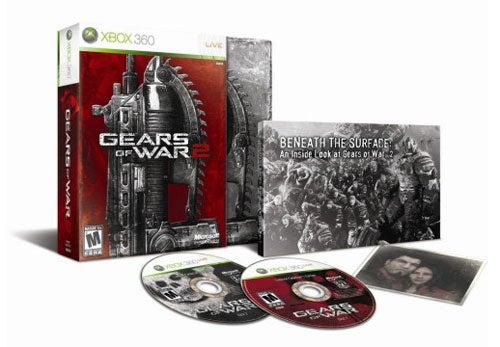 Gears 2 Bonus Disc Detailed