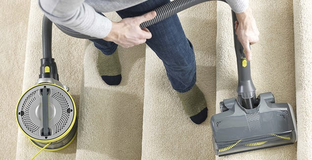 There's No Wrong Side Up With a Flippable Vacuum