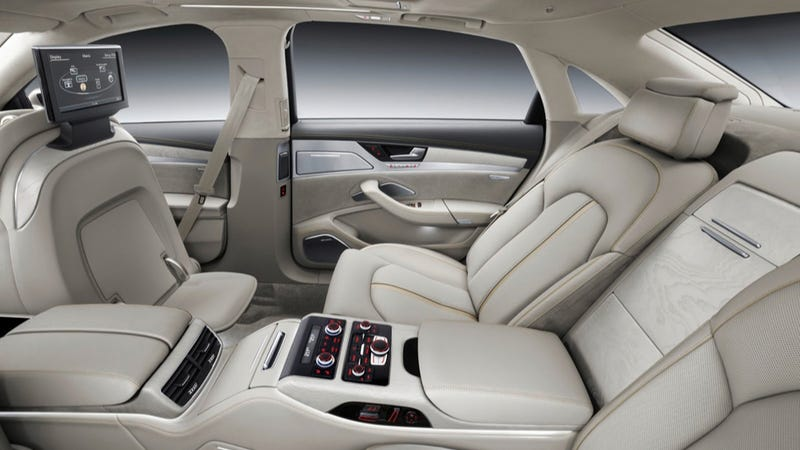 Audi's 2015 A8 Is Slightly Different In New And Exciting Ways