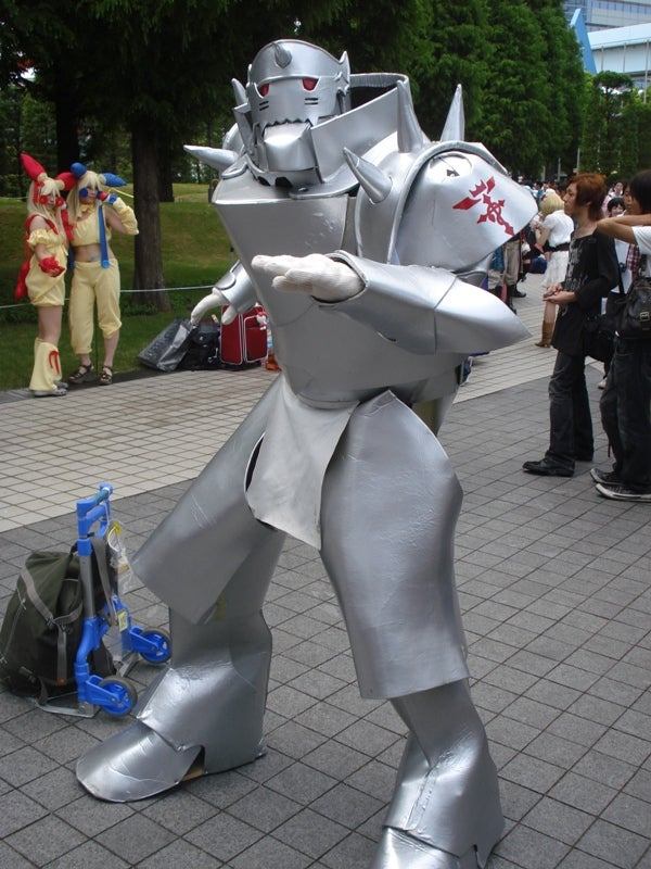All The Comiket Cosplay You Can Handle