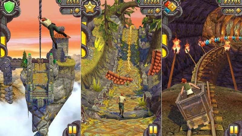 Temple Run 2, Gogobot, and More