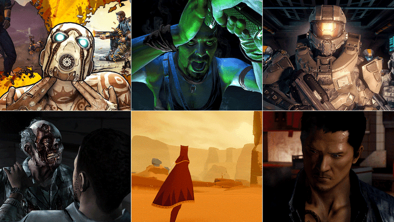 Tina's Top Ten Games Of 2012