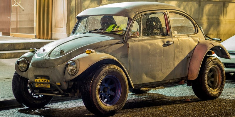Five Reasons Why You Need To Buy A Baja Bug Right Now