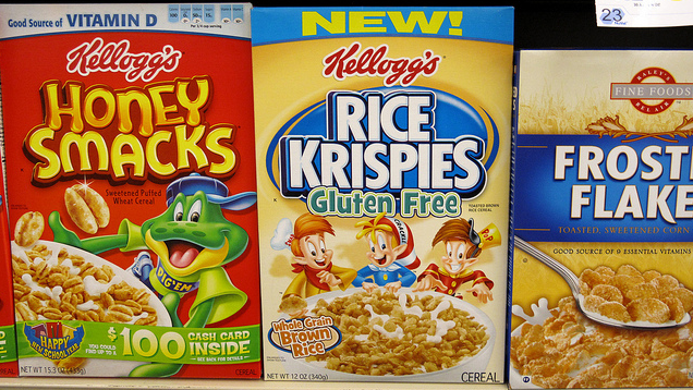 How Food Marketers Make You Think You're Choosing Healthy Food
