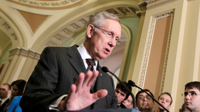 Senate Prepares to Destroy Obama's Jobs Bill
