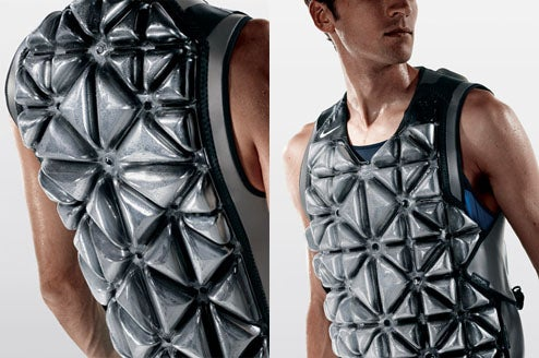 Nike PreCool Vest Is Heatsink For Athletes