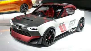 Nissan Confirms The Rear-Drive IDx Concept Will Go To Production