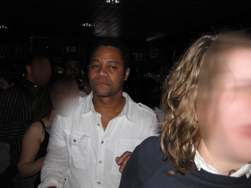 Cuba Gooding Jr. Walks Into a Bar. And Allegedly Gropes Someone.