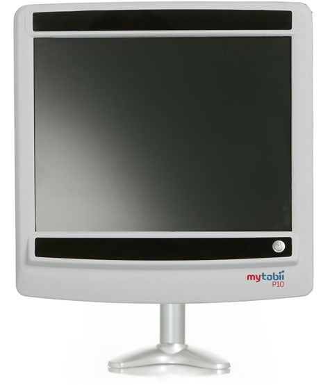 MyTobii P10 Eye-Tracking PC