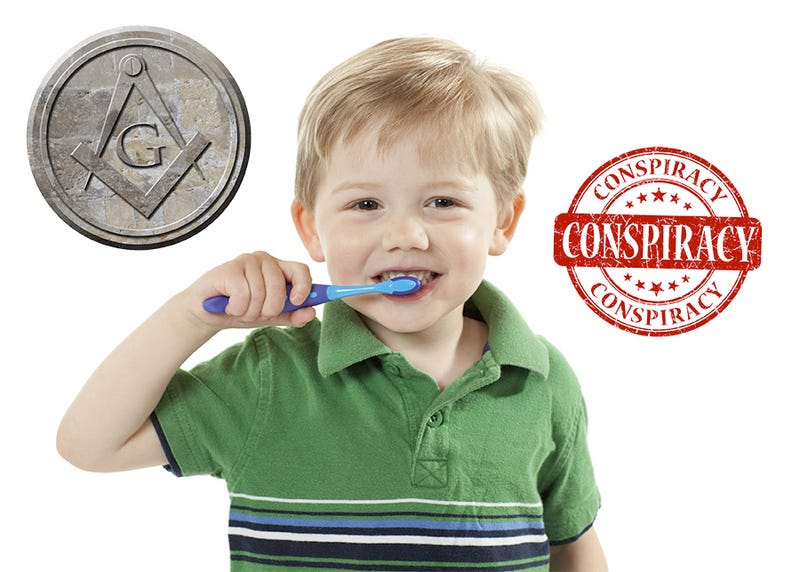 "Brave Florida Leaders Protect Residents From ""Nazi"" Fluoride Threat"