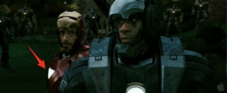Spoiler Filled Stills From Iron Man 2: What's Happening To Tony?