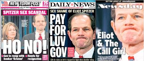 Top These Spitzer Headlines
