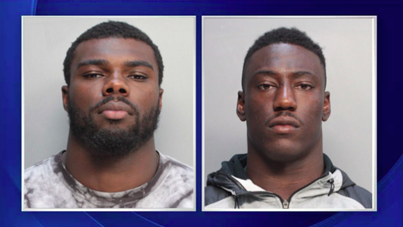Miami Football Players Arrested After Allegedly Drugging, Raping Teen