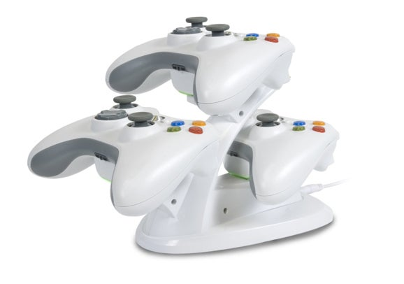 Turn Your Xbox Controllers Into an Inductive Charging Spaceship
