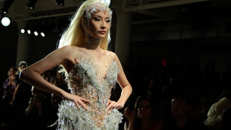 Paris Hilton, Celery Sticks, and Sequins: Behind the Scenes at New York Fashion Week