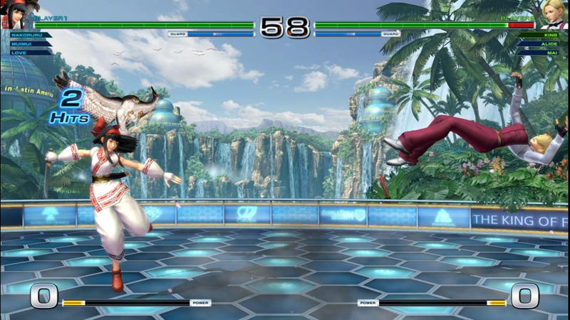 The King Of Fighters Is Back, Minus The 2D Charm