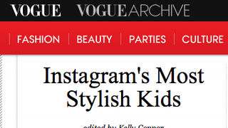 Burn Vogue to the Ground