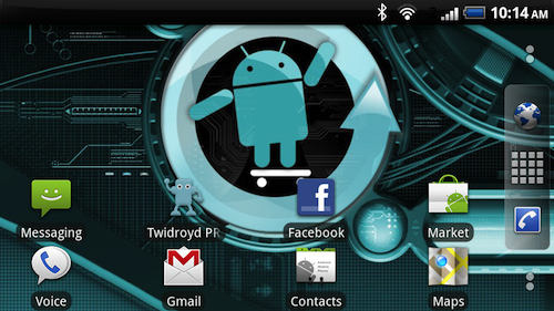 CyanogenMod 6.0 Released, Brings Custom Froyo Goodness to Tons of Android Phones