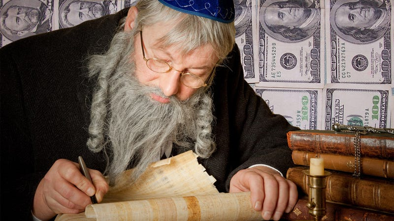 Energized Conspiracy Theorists, Here Is Your Definitive List of Jewish Billionaires, Just in Time