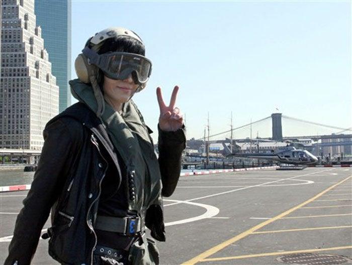 Joan Jett, Fly Girl