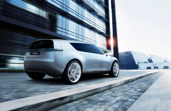 Saab 9-X BioHybrid Concept Revealed At Geneva