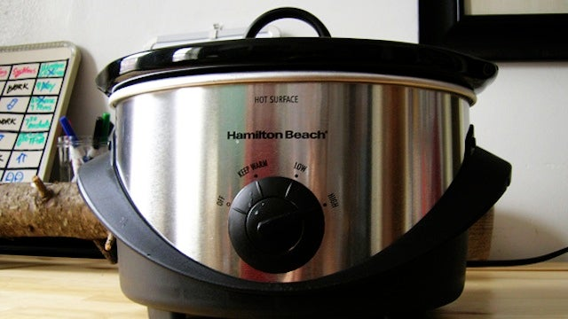 Limit Liquids for Better Crock Pot Dishes