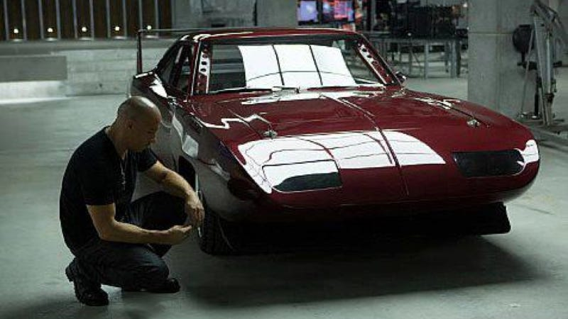 Vin Diesel Will Have a Dodge Charger Daytona In 6 Fast 6 Furious