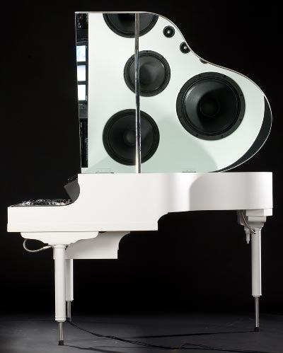 Gardner Baby Grand Piano Master: Classical DJing