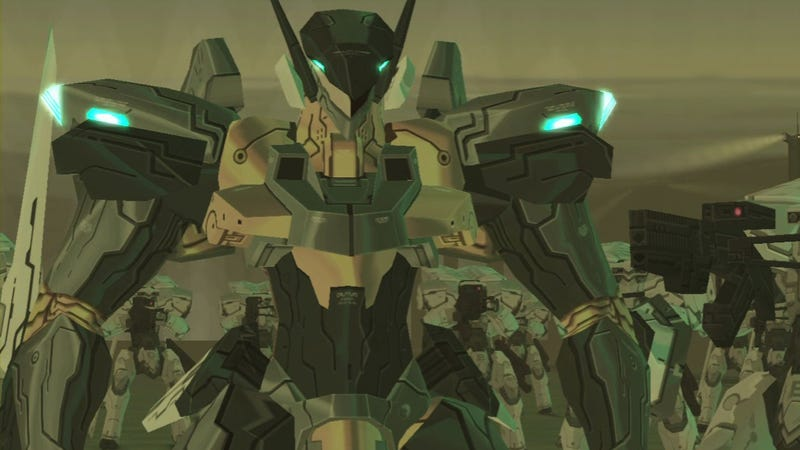 Zone of the Enders No Longer Looks Like Crap in HD