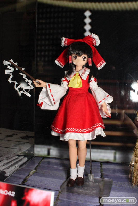 When Shooting Game Characters Are Cute Dolls