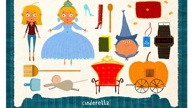 12 Wonderfully Deconstructed Fairy Tales