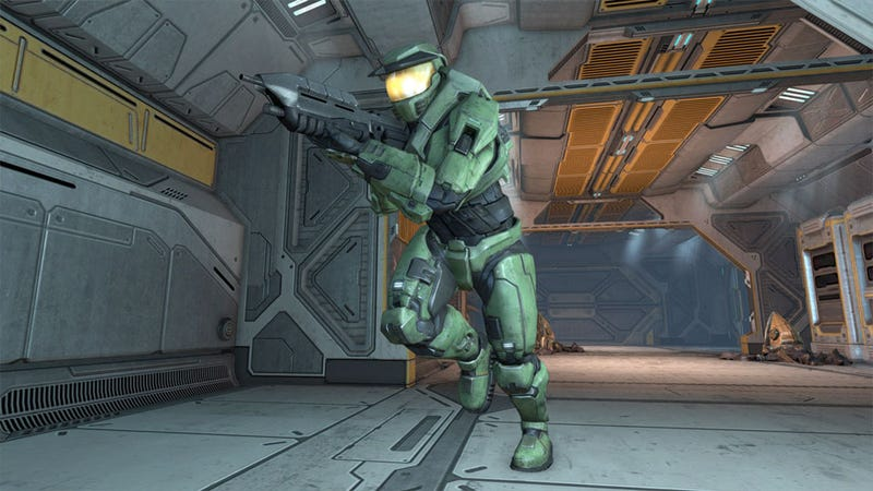 Throw Grenades by Voice with Halo: Anniversary's Kinect Functionality