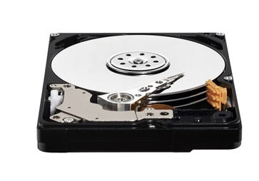 WD Scorpio 750GB Notebook Hard Drives, the Densest on the Planet
