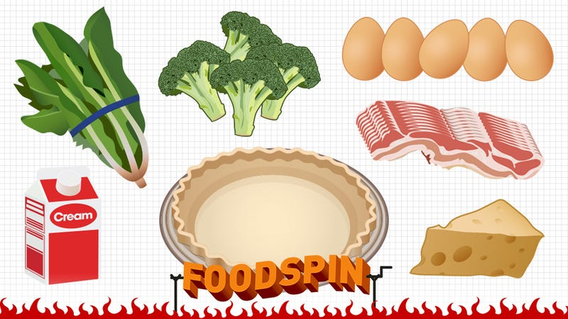 How To Make A Quiche: A Guide For 'Mericans