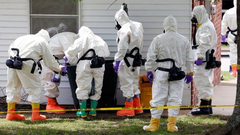 Cleared Ricin Suspect Claims Frame-Up Over Martial Arts or Elvis Feud