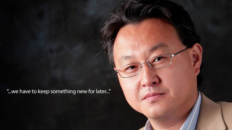 Why Didn't We See The Actual PlayStation 4 Tonight? Sony's Boss Explains.