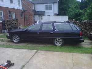 For $3,000, go as the Roadmaster this Halloween