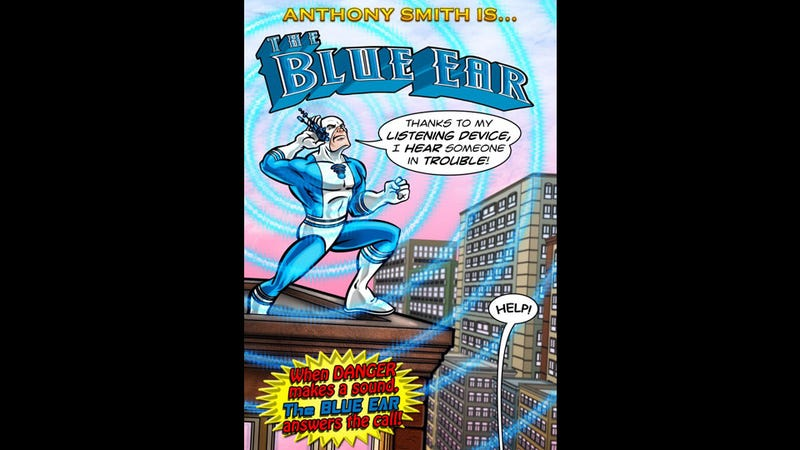 Our Eyes Are Wet: Marvel Comics Creates Special Hearing-Aid Superhero for Young Boy